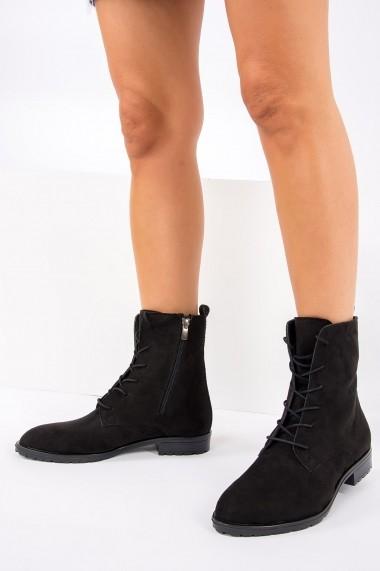 Ghete Fox Shoes E288496002 Negru