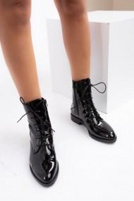 Ghete Fox Shoes E288496008 Negru