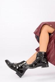 Fox Shoes Bakancs OYO-G288049908-Black_els Fekete