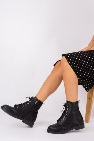 Боти Fox Shoes OYO-G380291009-Black черно