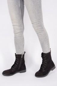 Ghete Fox Shoes G472280202 Negru