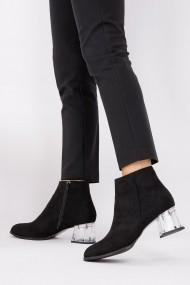 Botine Fox Shoes G494980002 Negru - els