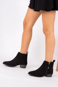 Ghete Fox Shoes G518699302 Negru