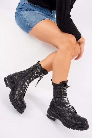 Ghete Fox Shoes G551013009 Negru