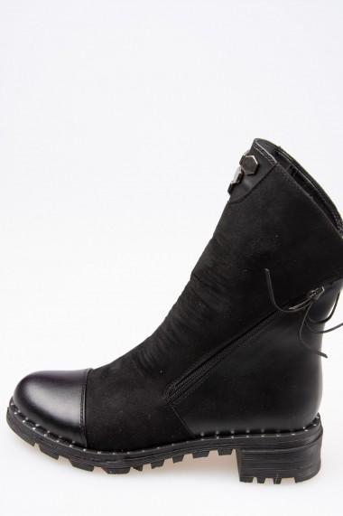 Ghete Fox Shoes G551198702 Negru