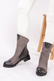 Ghete Fox Shoes G551198702 Gri