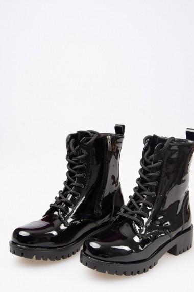 Ghete Fox Shoes G652072408 Negru
