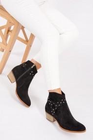 Ghete Fox Shoes G758100502 Negru
