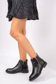 Ghete Fox Shoes G820010109 Negru - els