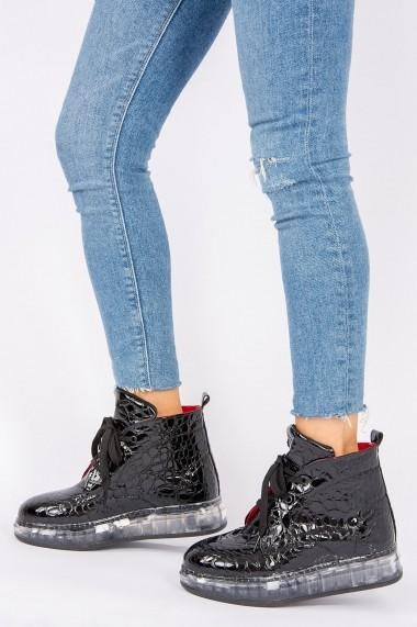 Ghete Fox Shoes G941011055 Negru - els