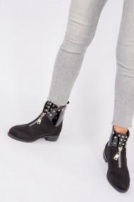 Ghete Fox Shoes G941281613 Negru