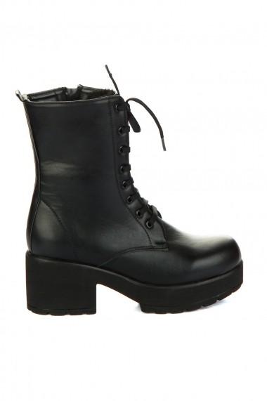 Botine Fox Shoes 8267772309 Negru