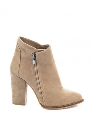Botine Fox Shoes A922640802 Bej