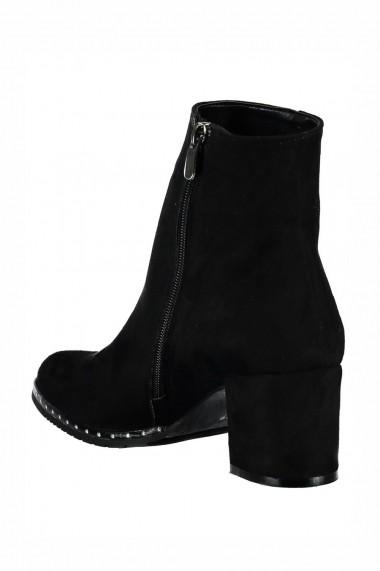 Botine Fox Shoes C654013302 Negru