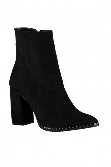 Botine Fox Shoes C654088202 Negru