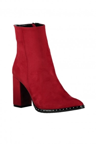 Botine Fox Shoes C654088202 Rosu
