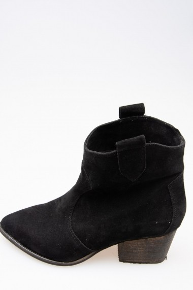 Botine Fox Shoes G380190602 Negru
