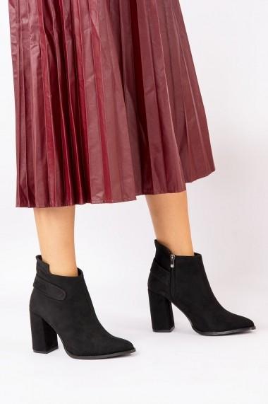 Botine Fox Shoes G518071602 Negru