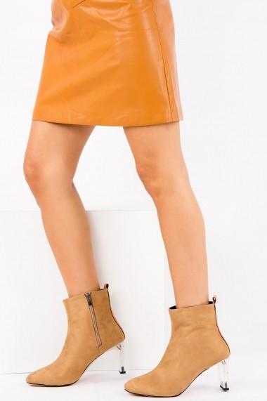 Botine Fox Shoes G615341102 Bej