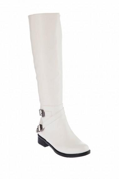 Cizme Fox Shoes E726203409 Alb - els