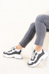 Pantofi sport Fox Shoes F267057002 Gri
