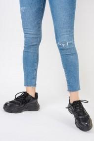 Pantofi sport Fox Shoes F288903309 Negru