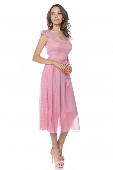 Rochie de zi midi Lille Couture LIL19RZM-062 Roxy Roz