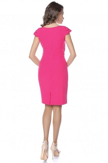 Rochie de zi midi Lille Couture Tania Siclam
