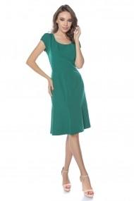 Rochie de zi midi Lille Couture Adriana Verde