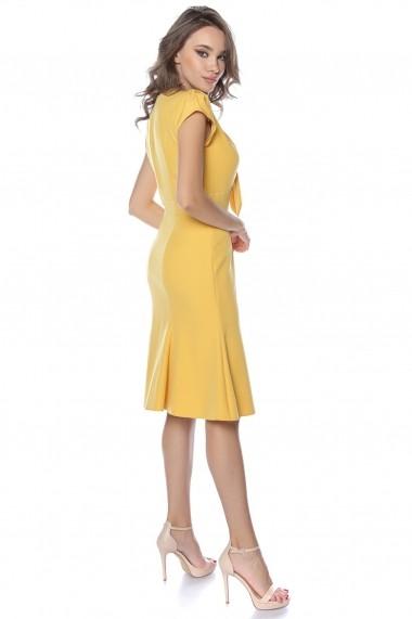 Rochie de zi midi Lille Couture Adriana Galbena