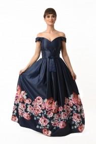 Rochie de seara Lille Couture Mery Florala