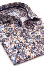 Camasa ESPADA MEN`S WEAR slim fit 10010109830-411 print
