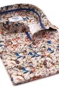 Camasa ESPADA MEN`S WEAR slim fit 10010109830-52 print floral