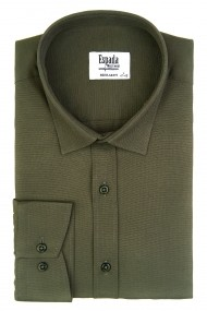 Camasa Easpada Men`s Wear 90110019470-5 Kaki