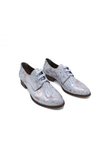Pantofi piele naturala Torino 141 Floral