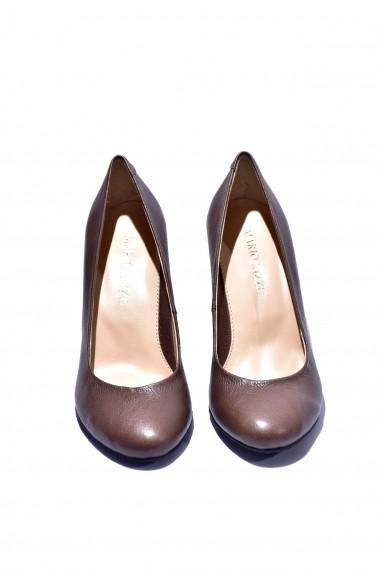 Pantofi piele naturala Torino 18 maro