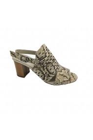 Sandale piele naturala Torino 38-72 Animal Print