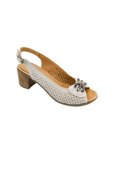 Sandale piele naturala Torino 4167 bej