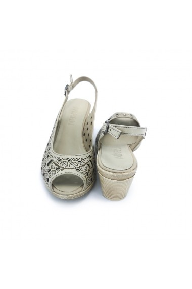 Sandale piele naturala Torino 1 bej
