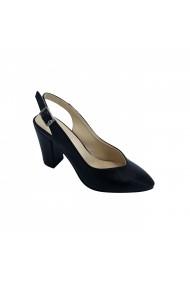 Sandale cu toc Torino 1340-01 Negri