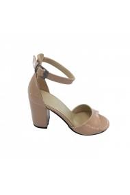 Sandale cu toc Torino 1380-02 Roz