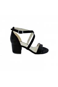 Sandale cu toc Torino 0761 Negre