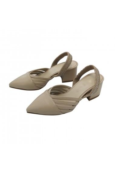 Sandale Torino T-014 Crem