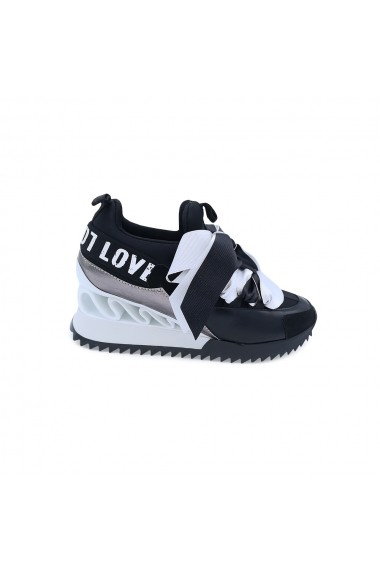 Pantofi sport Torino 88 negri cu alb