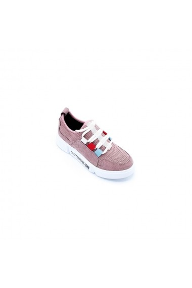Pantofi sport Torino 15 roz pudra