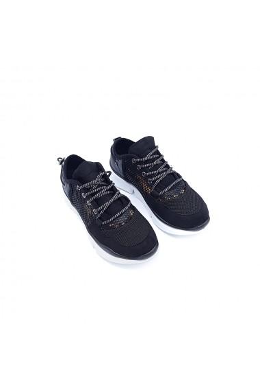 Pantofi sport Torino 10 negru