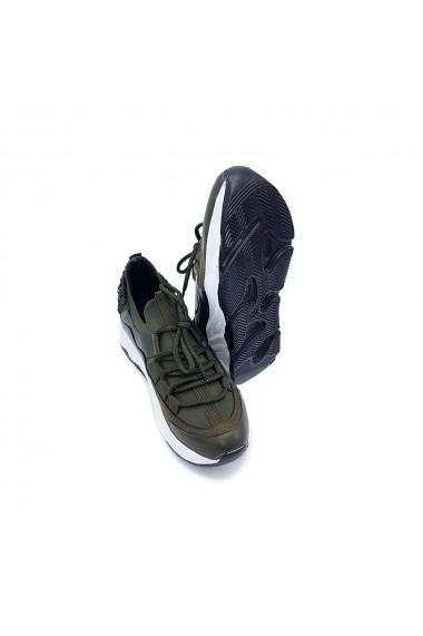 Pantofi sport Torino 09 kaki