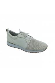 Pantofi sport casual din piele Torino 401-016 Bej