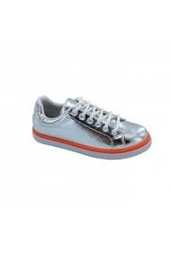 Pantofi casual Torino 2271 Argintii