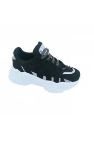 Pantofi sport casual Torino 5100-01 Negri